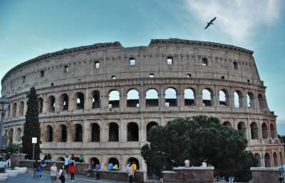 Путешествие по Риму с Максимом Малецким