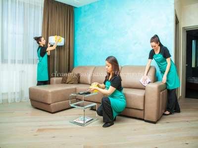 Сколько стоит уборка 2-х комнатной квартиры в Москве
