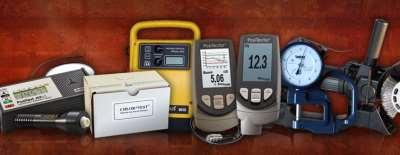 Классификация измерительных промышленных приборов
