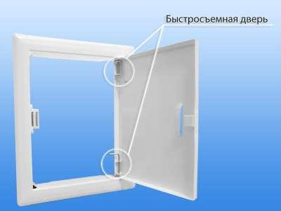 Сантехнические ревизионные лючки в современном строительстве
