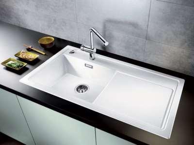 Кухонные мойки современного поколения от компании Blanco