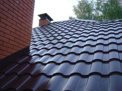 В чем достоинства профнастила для крыши