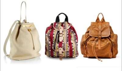 Женские рюкзаки сегодня на пике популярности
