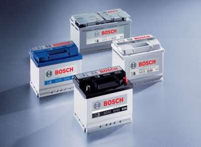 Автомобильные аккумуляторы Bosch – одни из лучших на рынке