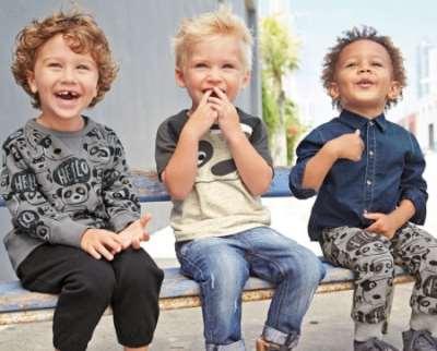 Стильная и долговечная детская одежда