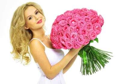 Цветы — позитив и радость подарка
