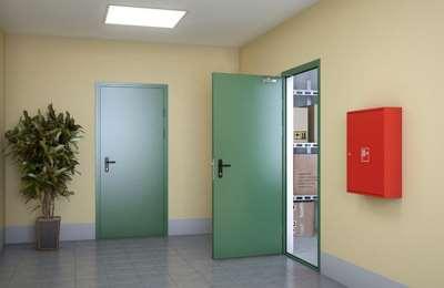 Двери для больницы