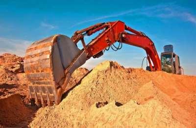 Разные виды строительного песка на выгодных условиях