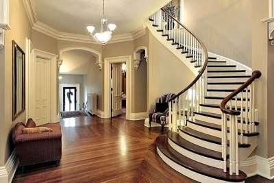 Лестница незаменимый атрибут современного дома и дачи