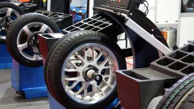 Колеса для машины и все детали к ним