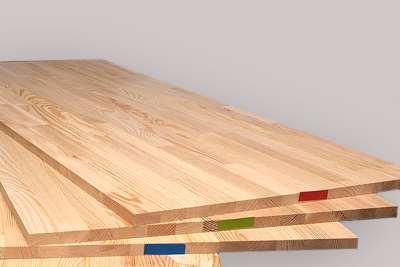 Мебельный щит из сосны: разновидности, преимущества и советы по покупке