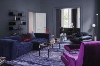 Как правильно выбрать цвета при оформлении интерьера дома