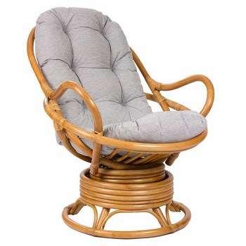Как выбрать кресло из ротанга