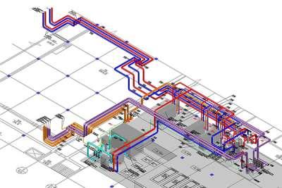 Проект инженерных сетей