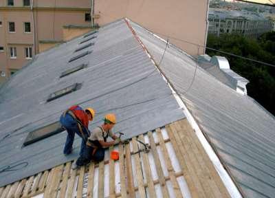 Строй 911 — все кровельные и фасадные работы