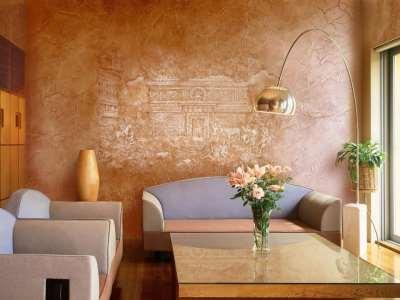 Альтернативные отделочные материалы: необычные варианты для стен и потолка