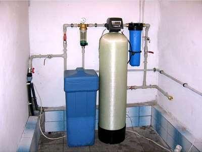 Система водоснабжения и очистки воды в загородном доме