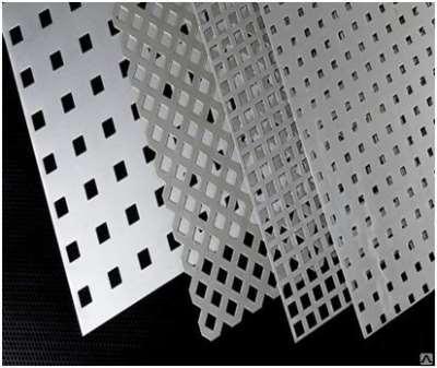 Качественные характеристики перфорированного листа из нержавеющей стали