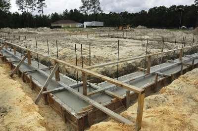 Качественный фундамент — основа любого строительства