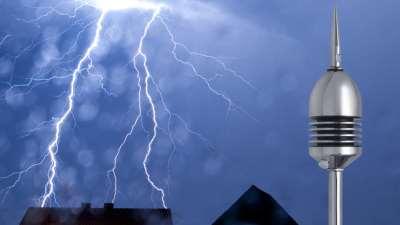 Современная молниезащита: основные виды