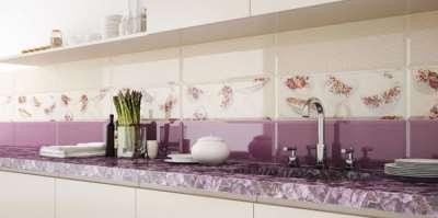 Керамическая плитка – лучший материал для отделки кухни