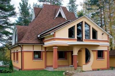 Важные этапы строительства загородного дома