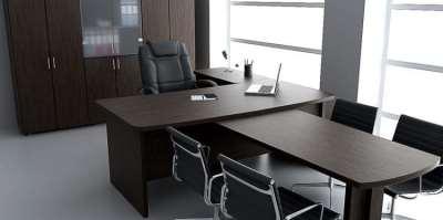 Какие преимущества предусматривает офисная мебель из МДФ