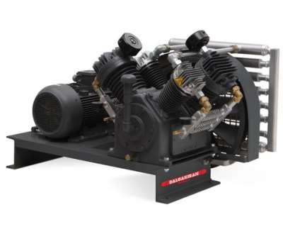 Принцип действия и особенности компрессоров высокого давления