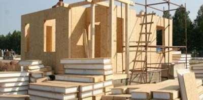 Преимущества строительства одноэтажных домов из SIP-панелей