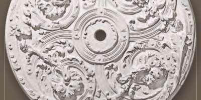 Изготовление декоративных элементов из лепнины