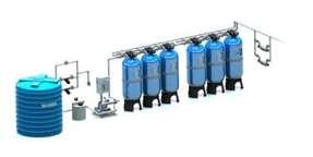 Сферы применения промышленных фильтров для смягчения воды
