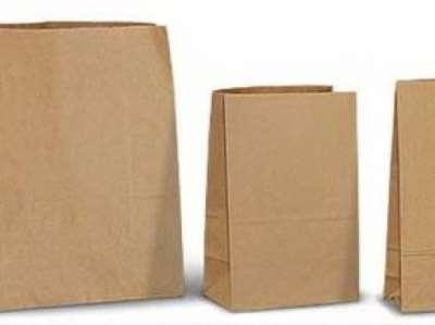 Бумажные пакеты: преимущества и сфера применения