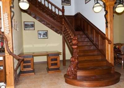 Возможности и преимущества использования деревянных лестниц