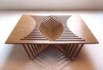 Складная дизайнерская мебель