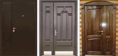 Как выбрать качественную и недорогую металлическую дверь?