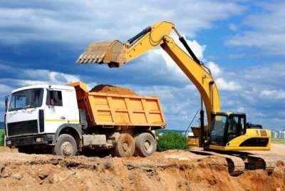 Преимущества аренды строительной техники
