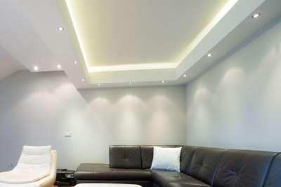 Потолки из гипсокартона: основные преимущества и особенности