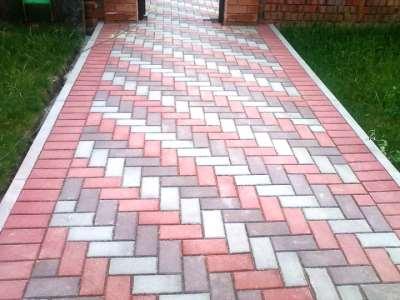 Виды, характеристики и главные особенности тротуарной плитки