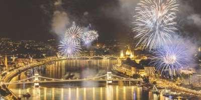 Почему на новый год стоит поехать в Будапешт