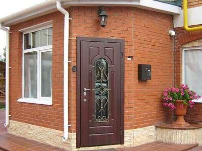 Как надежную и долговечную входную дверь для своего дома?