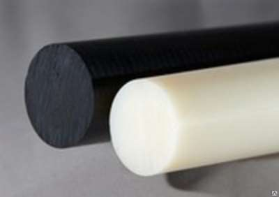 Капролон стержневой – прочный и износоустойчивый материал
