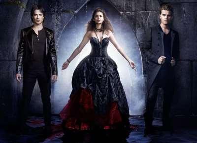 О чем был сериал «Дневники вампира»?