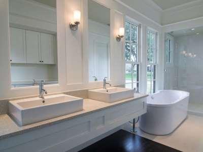 Правила выбора светильников для ванной