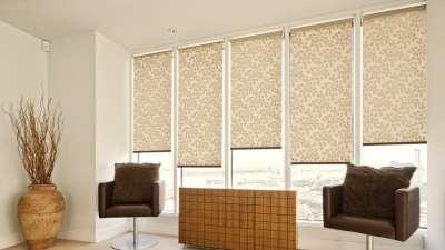 Конструкция и преимущества рулонных штор