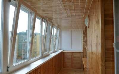 Ремонт балкона под ключ – главные преимущества услуги