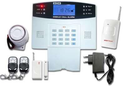 Как функционируют охранные сигнализации для дома