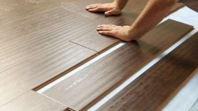 Ламинат – качественное и доступное напольное покрытие
