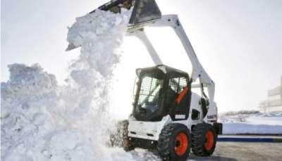 «АСФАЛЬТ ТЕХНО» — вывоз снега в Москве, быстро и недорого
