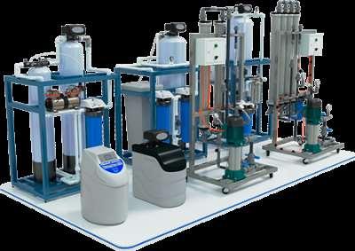 «Ecvols» – современное оборудование для очистки воды