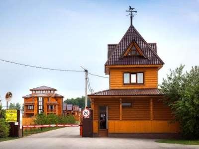 «Романовские дачи» — лучшие дома по Симферопольскому шоссе